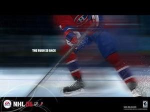 Обои NHL 2006