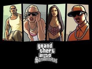 ���� Grand Theft Auto: San Andreas