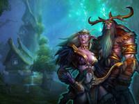 Обои для рабочего стола: World of Warcraft