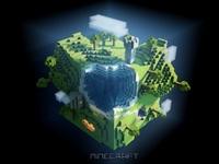 Обои для рабочего стола: Minecraft (Майнкрафт)
