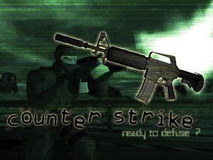 Обои Counter-Strike