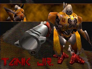 Обои Quake 3