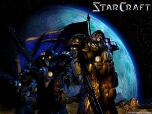 Обои StarCraft