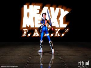 Обои Heavy Metal F.A.K.K.