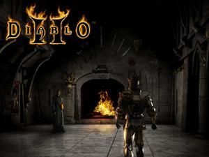 Обои Diablo II
