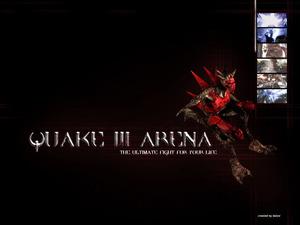 Обои Quake