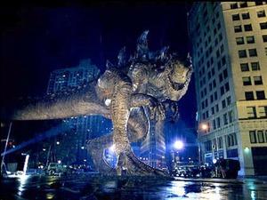 Обои Годзилла (Godzilla)