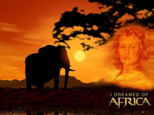 Обои Мечтая об Африке (I dreamed of Africa)