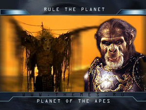 Обои Планета обезьян (Planet of the Apes)