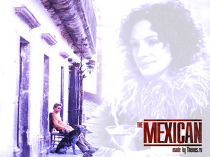 Обои Мексиканец (the Mexican)