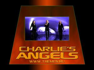 Обои Ангелы Чарли (Charlie's angels)