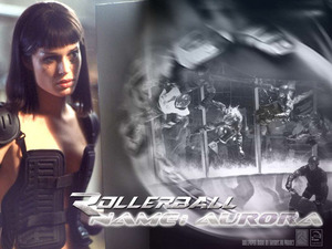 Обои Роллерболл (Rollerball)