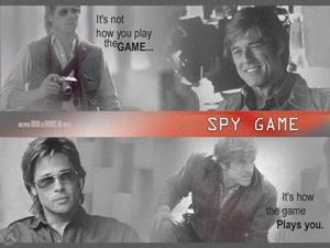 ���� ��������� ���� (Spy games)