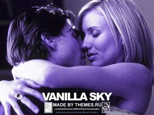 Обои Ванильное небо (Vanilla sky)