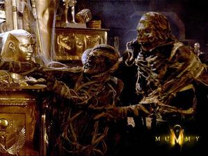 ���� ����� (the Mummy)