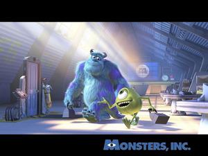 ���� ���������� �������� (Monsters, Inc.)