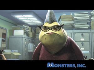 Обои Корпорация Монстров (Monsters, Inc.)