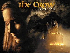 Обои Ворон (the Crow)