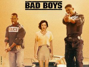 Обои Плохие парни (Bad boys)