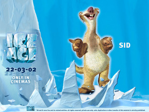 Обои Ледниковый период (Ice Age)