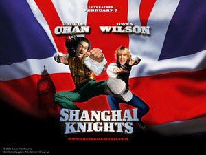 Обои Шанхайские рыцари (Shanghai Knights)
