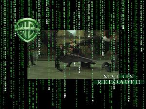 ���� �������: ������������ (the Matrix: Reloaded)