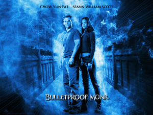 Обои Пуленепробиваемый (Bulletproof Monk)