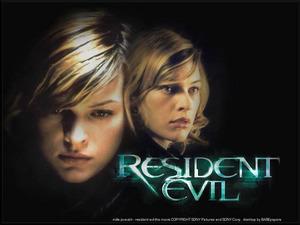 Обои Обитель зла (Resident Evil)