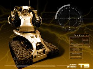 Обои Терминатор 3 (Terminator 3)