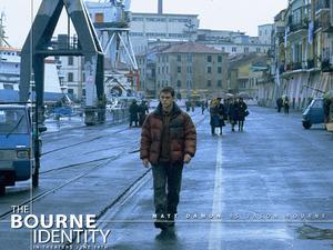 Обои Идентификация Борна (the Bourne identify)