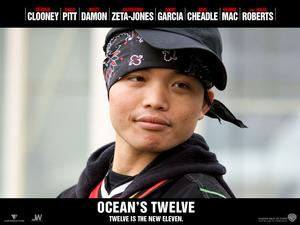 Обои 12 друзей Оушена (Ocean's twelve)
