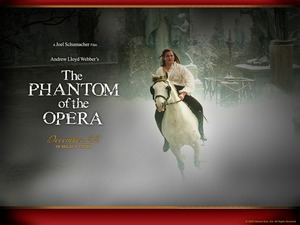 Обои Призрак оперы (the Phantom of the opera)