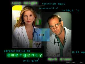 Обои Скорая помощь (ER)