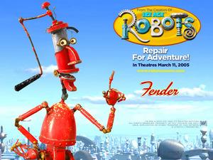 Обои Роботы (Robots)