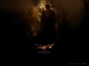 Обои Бэтмен: начало (Batman Begins)