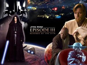 Обои Звездные войны III - Месть ситхов (Star Wars III)