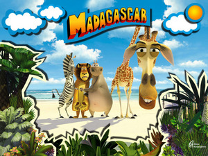 Обои Мадагаскар (Madagascar)