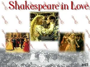 Обои Влюбленный Шекспир (Shakespeare in love)