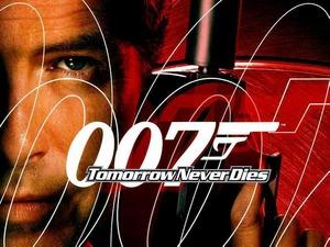 Обои 007 - завтра не умрет никогда (Tomorrow never dies)