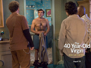 Обои 40-летний девственник (the 40 Year-Old Virgin)