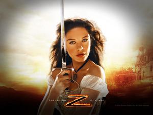 Обои Легенда Зорро (the Legend of Zorro)