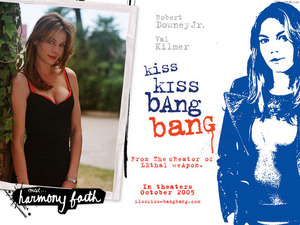 Обои Поцелуй навылет (Kiss Kiss, Bang Bang)