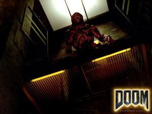 Обои Doom