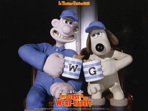 Обои Уоллес и Громит: Проклятие Кролика-оборотня (Wallace & Gromit: The Curse of the Were-Rabbit)