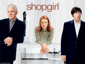 Обои Продавщица (Shopgirl)