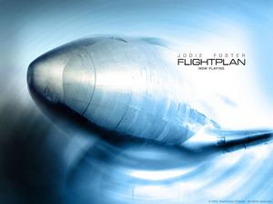 Обои Иллюзия полета (Flightplan)