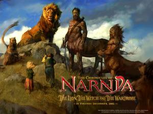 Обои Хроники Нарнии: Лев, Ведьма и Платяной Шкаф (Chronicles of Narnia)