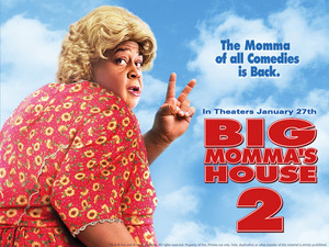 Обои Дом Большой Мамочки 2 (Big Momma's House 2)