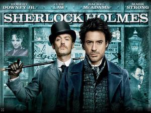 Обои Шерлок Холмс (Sherlock Holmes)