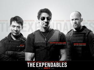 Обои Неудержимые (The Expendables)